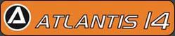 FeelFree Atlantis 14 Logo