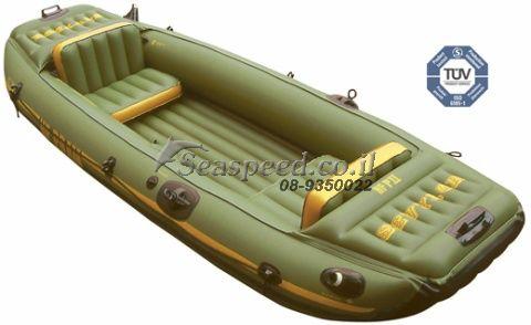 סירת חתירה ומנוע PR325HF